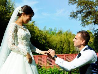 Le mariage de Amélie et Samuel