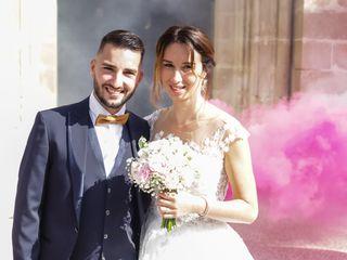 Le mariage de Sarah et Florent