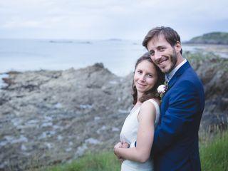 Le mariage de Albane et Etienne