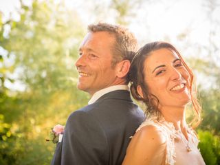 Le mariage de Aude et Cyril