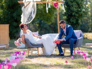 Le mariage de Sandra et Aurélien