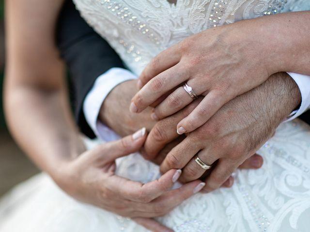 Le mariage de Guilhem et Sophie à Forest-Saint-Julien, Hautes-Alpes 4