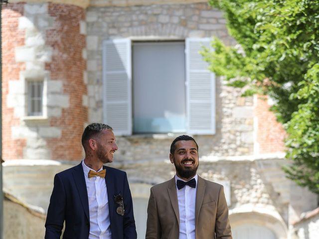 Le mariage de Andy et Morgan à Milly-la-Forêt, Essonne 14