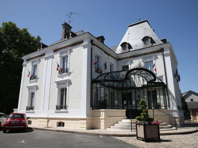 Le mariage de Andy et Morgan à Milly-la-Forêt, Essonne 19
