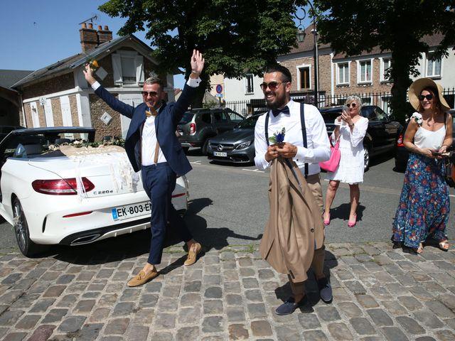 Le mariage de Andy et Morgan à Milly-la-Forêt, Essonne 20