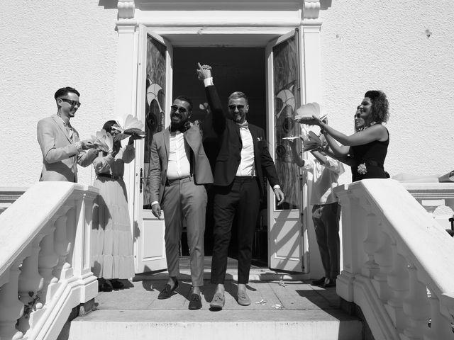 Le mariage de Andy et Morgan à Milly-la-Forêt, Essonne 22