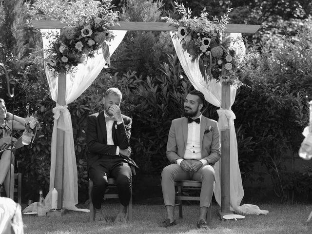 Le mariage de Andy et Morgan à Milly-la-Forêt, Essonne 23