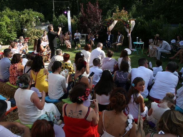 Le mariage de Andy et Morgan à Milly-la-Forêt, Essonne 24