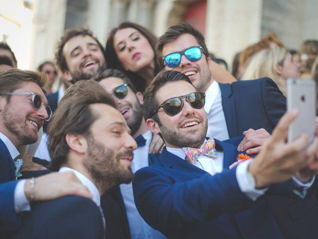 Le mariage de Thibaut et Marine à Nîmes, Gard 16