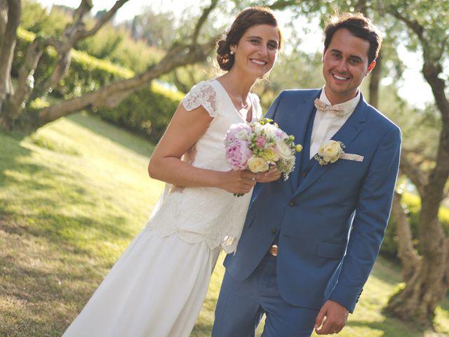 Le mariage de Marine et Thibaut