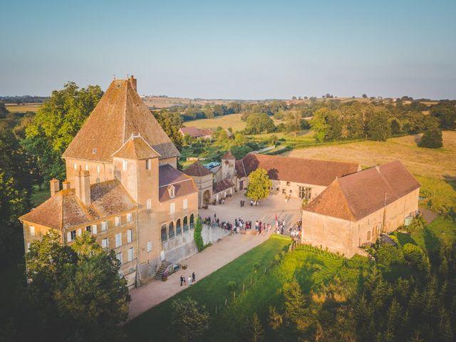 Le mariage de Christophe et Laure à Charolles, Saône et Loire 3