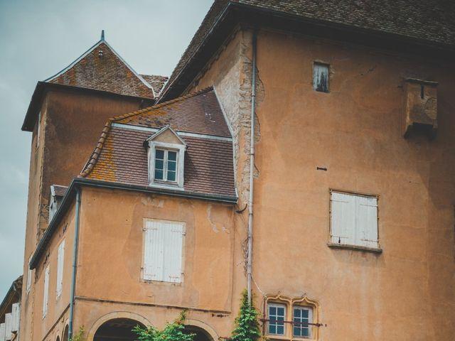 Le mariage de Christophe et Laure à Charolles, Saône et Loire 5