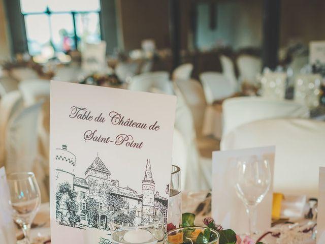 Le mariage de Christophe et Laure à Charolles, Saône et Loire 74