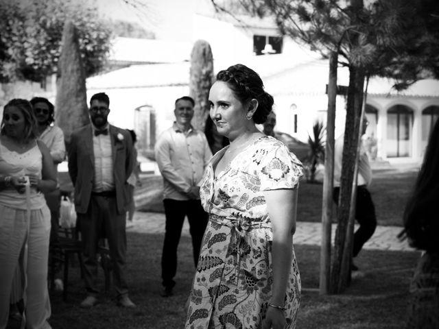 Le mariage de Jeff et Florie à Saint-Victor-la-Coste, Gard 15