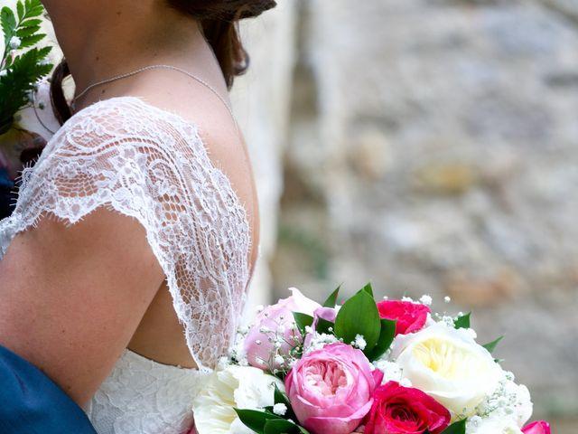 Le mariage de Jeff et Florie à Saint-Victor-la-Coste, Gard 26