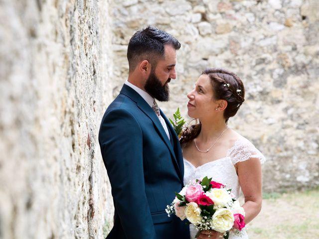 Le mariage de Jeff et Florie à Saint-Victor-la-Coste, Gard 27