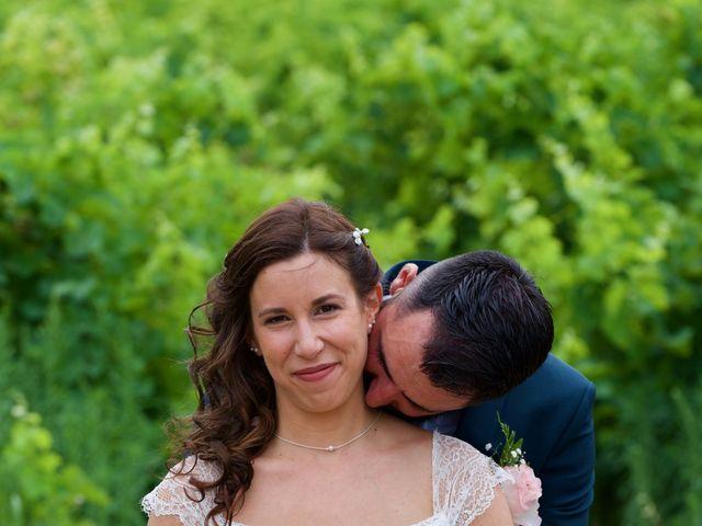 Le mariage de Jeff et Florie à Saint-Victor-la-Coste, Gard 28
