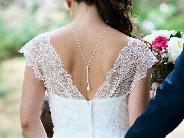 Le mariage de Jeff et Florie à Saint-Victor-la-Coste, Gard 32