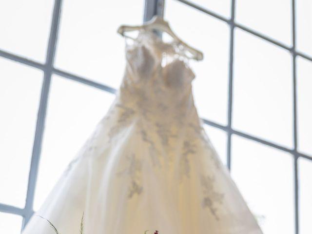 Le mariage de Yannick et Ingrid à Paray-Douaville, Yvelines 8