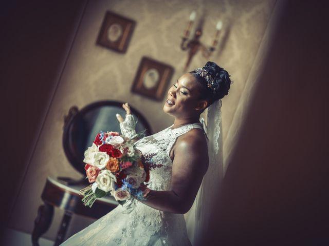 Le mariage de Yannick et Ingrid à Paray-Douaville, Yvelines 10