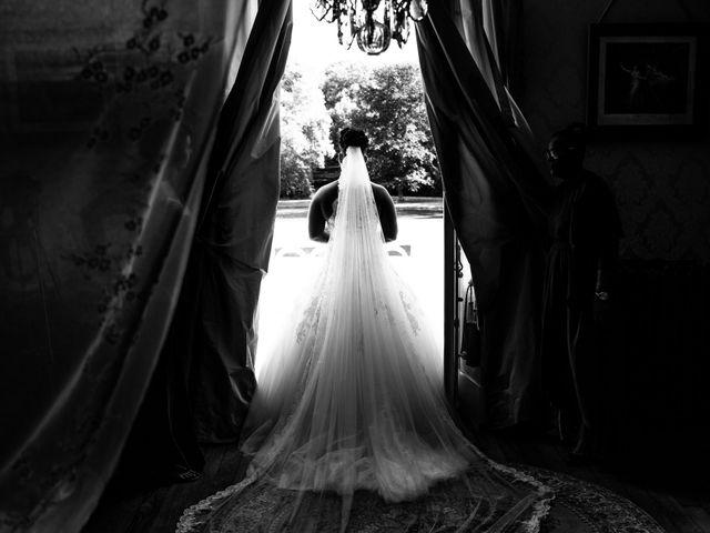Le mariage de Yannick et Ingrid à Paray-Douaville, Yvelines 1