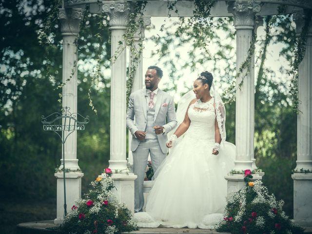 Le mariage de Yannick et Ingrid à Paray-Douaville, Yvelines 11