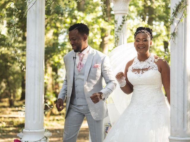 Le mariage de Ingrid et Yannick