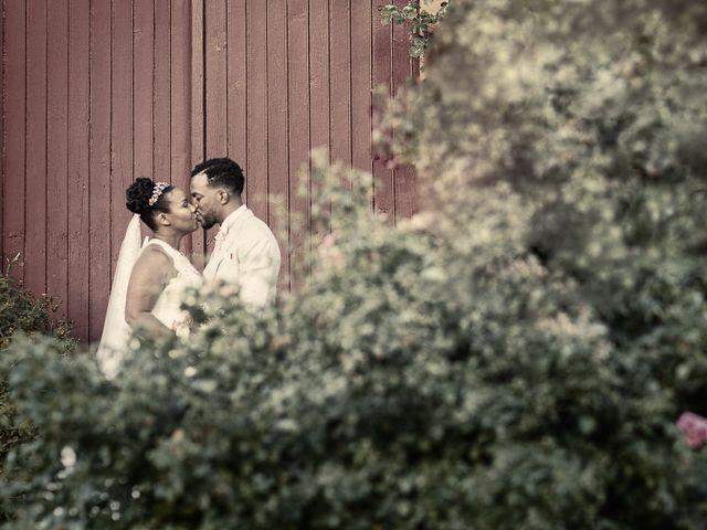 Le mariage de Yannick et Ingrid à Paray-Douaville, Yvelines 14