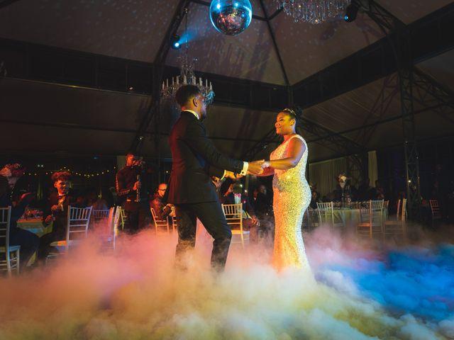 Le mariage de Yannick et Ingrid à Paray-Douaville, Yvelines 17