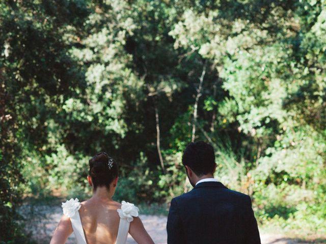 Le mariage de Tristan et Mathilde à Taradeau, Var 9