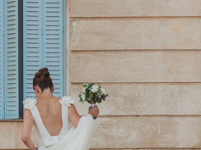 Le mariage de Tristan et Mathilde à Taradeau, Var 10