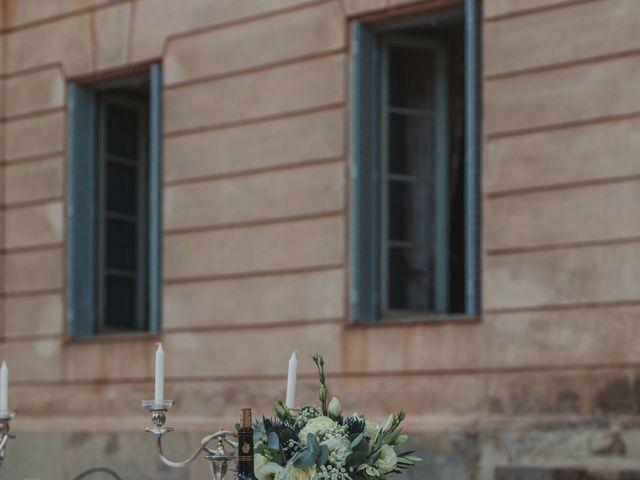 Le mariage de Tristan et Mathilde à Taradeau, Var 11