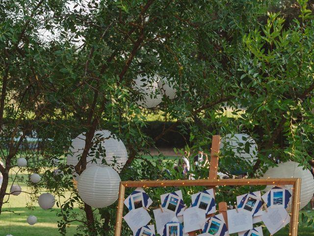 Le mariage de Tristan et Mathilde à Taradeau, Var 12