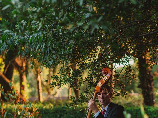 Le mariage de Tristan et Mathilde à Taradeau, Var 17