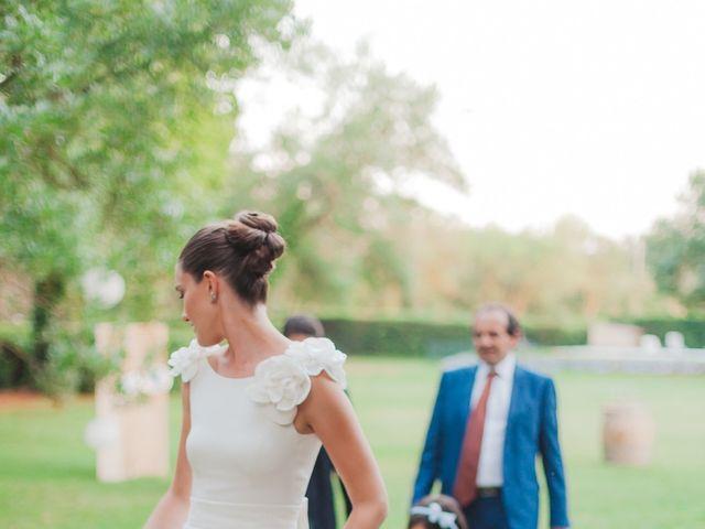 Le mariage de Tristan et Mathilde à Taradeau, Var 22