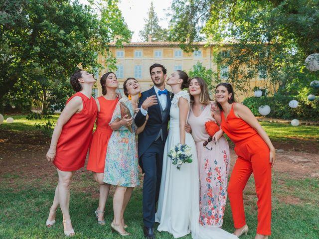 Le mariage de Tristan et Mathilde à Taradeau, Var 35
