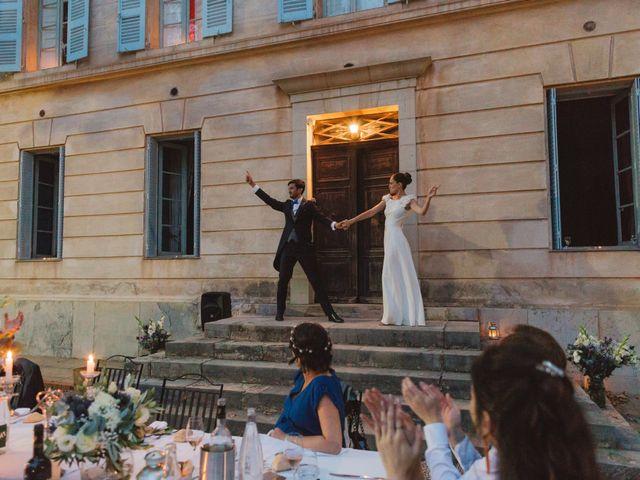 Le mariage de Tristan et Mathilde à Taradeau, Var 42