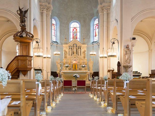Le mariage de Etienne et Albane à Saint-Lunaire, Ille et Vilaine 1