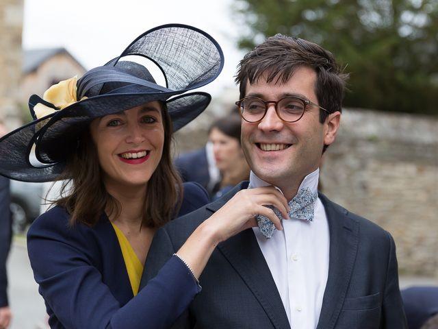 Le mariage de Etienne et Albane à Saint-Lunaire, Ille et Vilaine 2