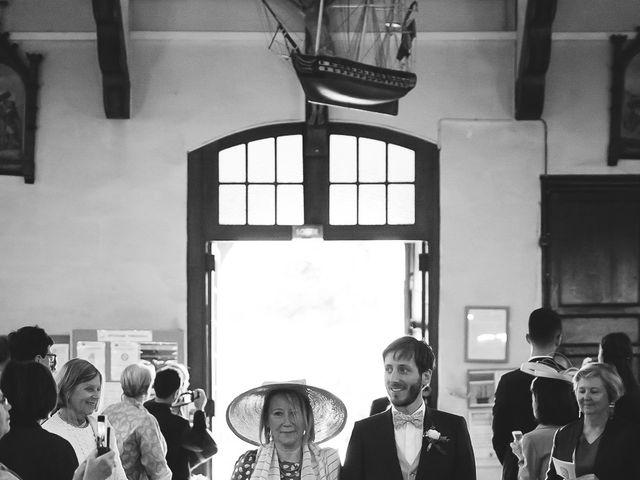 Le mariage de Etienne et Albane à Saint-Lunaire, Ille et Vilaine 8