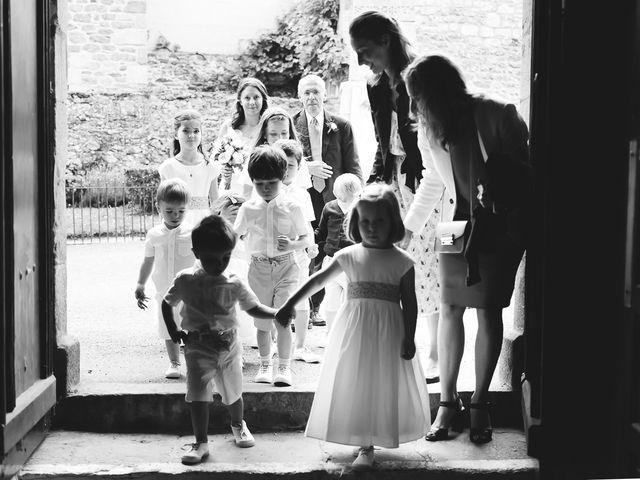 Le mariage de Etienne et Albane à Saint-Lunaire, Ille et Vilaine 9