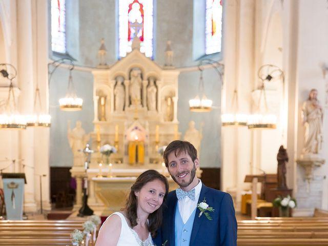 Le mariage de Etienne et Albane à Saint-Lunaire, Ille et Vilaine 26