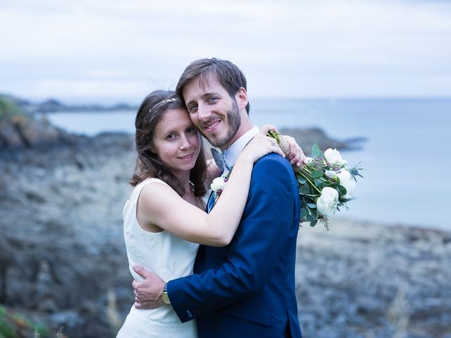Le mariage de Etienne et Albane à Saint-Lunaire, Ille et Vilaine 42