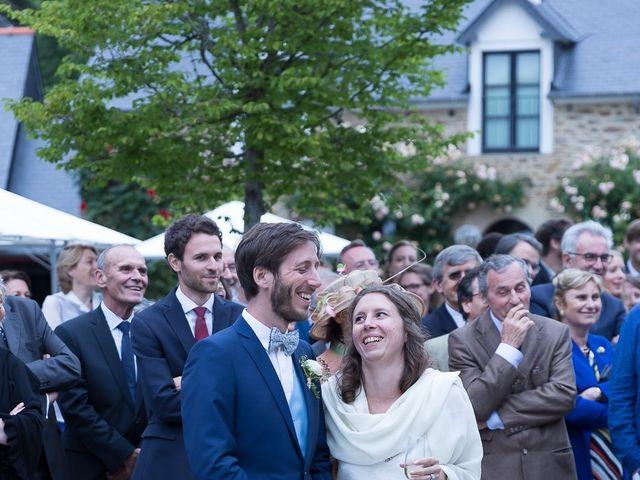 Le mariage de Etienne et Albane à Saint-Lunaire, Ille et Vilaine 60