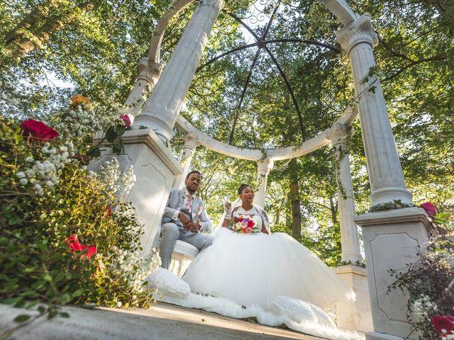 Le mariage de Yannick et Ingrid à Paray-Douaville, Yvelines 22