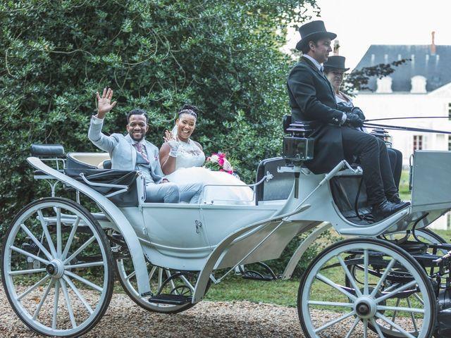 Le mariage de Yannick et Ingrid à Paray-Douaville, Yvelines 23