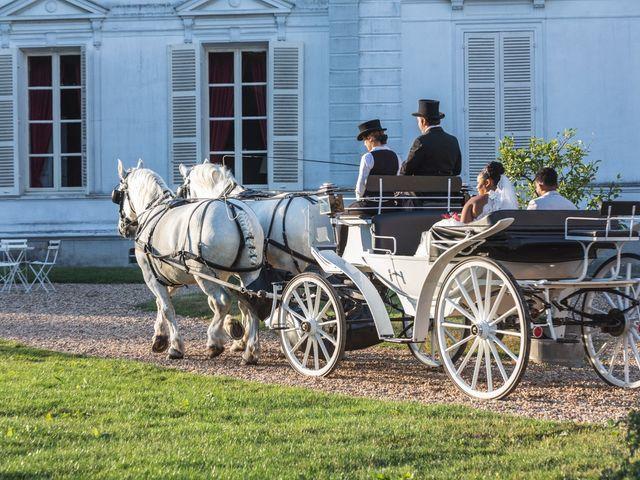Le mariage de Yannick et Ingrid à Paray-Douaville, Yvelines 25