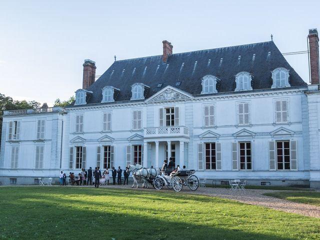 Le mariage de Yannick et Ingrid à Paray-Douaville, Yvelines 26