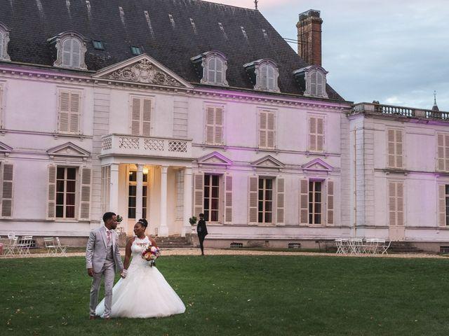 Le mariage de Yannick et Ingrid à Paray-Douaville, Yvelines 2