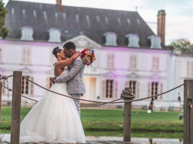 Le mariage de Yannick et Ingrid à Paray-Douaville, Yvelines 27